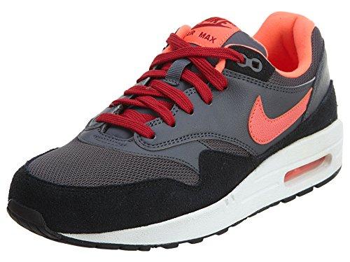 Pantofole Nike Air Max 1 (gs) Grigio Scuro - Nero - Rosa