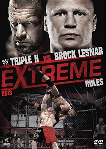 WWE: Extreme Rules 2013 by Various - Extreme Dvd Wwe