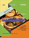 Scanner CMA Foundation (2016 Syllabus) Paper-1 Fundamentals of Economics and Management (Regular Edition) (Applicable for June 2020 Attempt)