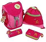 Prinzessin Lillifee Fairy Ball Flex Stil Schule Rucksack Kit, Modell # 11787