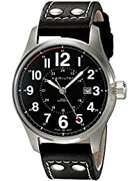Hamilton Herren-Armbanduhr H70615733