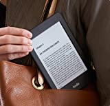 Kindle Paperwhite, 6 High Resolution Display with Next-Gen Built-in Light, Wi-Fi