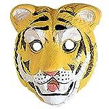 Tiermaske Tiger für Kinder