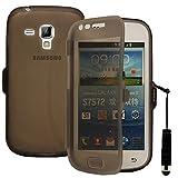 VCOMP Housse Etui Coque Silicone Gel Portefeuille Livre Rabat pour Samsung Galaxy...