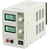 "McPower Labor-Netzgerät McPower ""NG-1620BL"" regelbar 0-15 V, 2 A, 2x beleuchtete LCDs, 30 W"
