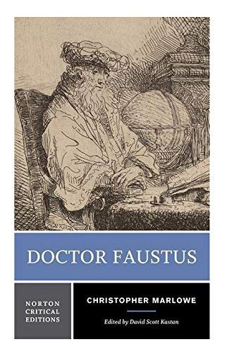 Doctor Faustus (Norton Critical Editions) by Christopher Marlowe (2005-02-11)