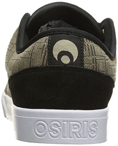 Osiris  DECAY, Chaussures de Skateboard homme Cross/Hatch