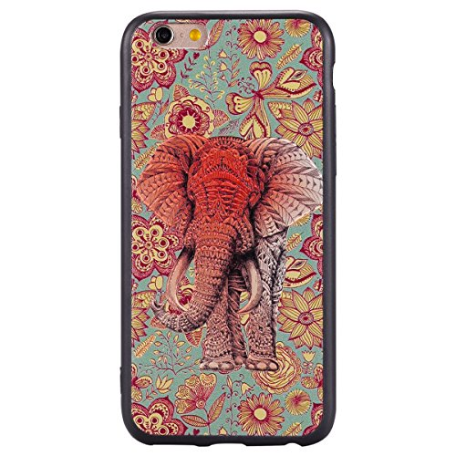 Custodia iPhone 6 iPhone 6S Cover Silicone SainCat Cover per
