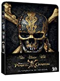 Pirati dei Caraibi: La vendetta di Salazar (Blu-Ray 3D + 2D Steelbook) ;Pirates Of The Caribbean - Dead Men Tell No Tales