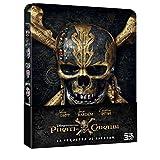 Pirati dei Caraibi: La vendetta di Salazar (Blu-Ray 3D + 2D Steelbook)