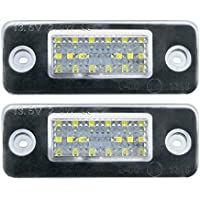 Premium Top LED Luz de Matrícula Libre de TÜV