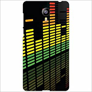 Meizu M2 Back Cover - Music Led Designer Cases