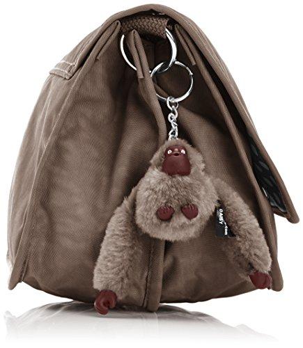 Kipling - LOUIZA, Borsa a tracolla da donna Marrone(Braun (Monkey Brown))