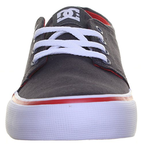 DC Shoes trase TX Junior Divers formateurs Gray Red XP