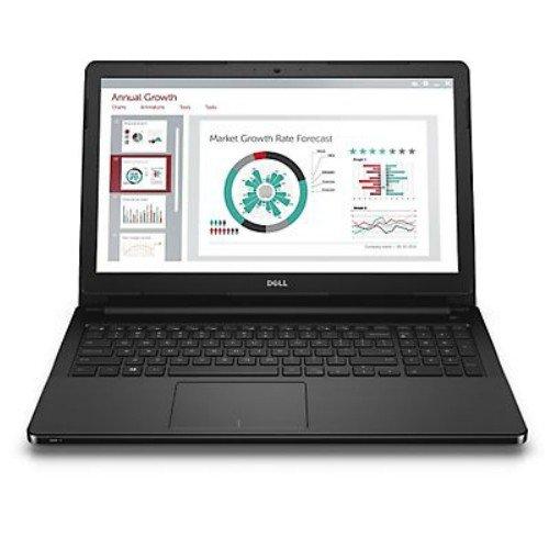 Dell Vostro 15 3558 15.6-inch Laptop (i3-4005U/4 GB/1 TB/DOS), Black