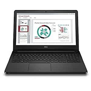 Dell Vostro 3558 Laptop (Z555103UIN9) (Intel CoreTM i3-4GB-1TB HDD-15.6inches ) Black