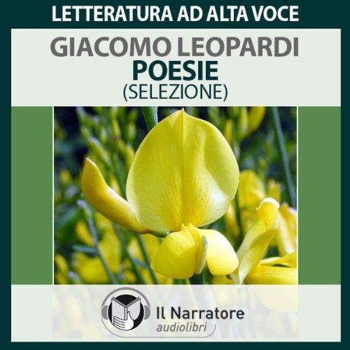 Poesie (selezione) | Giacomo Leopardi