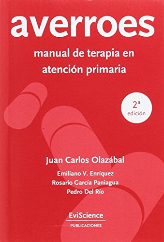 Averroes: Manual de terapia en Atención Primaria - 9788494623400