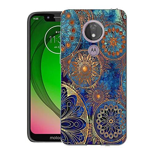 Moto G7 Power Hülle, CaseExpert® Ultra dünn TPU Gel Handy Tasche Silikon Case Cover Hüllen Schutzhülle Für Motorola Moto G7 Power - Power Gel Case