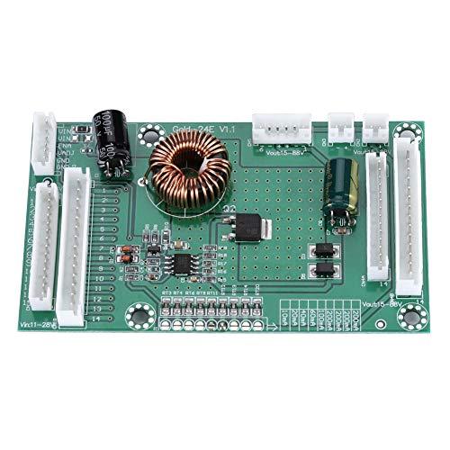Kafuty 14-42 Zoll Treiberplatine Led LCD TV Display Hintergrundbeleuchtung Treiber Boost Board Konstantstrom Board Geeignet für Spieler DIY Betrieb Fix TV Hintergrundbeleuchtung Problem (grün) -
