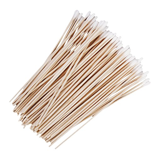 Lot de 100pcs Cotons-tiges 15cm de Long