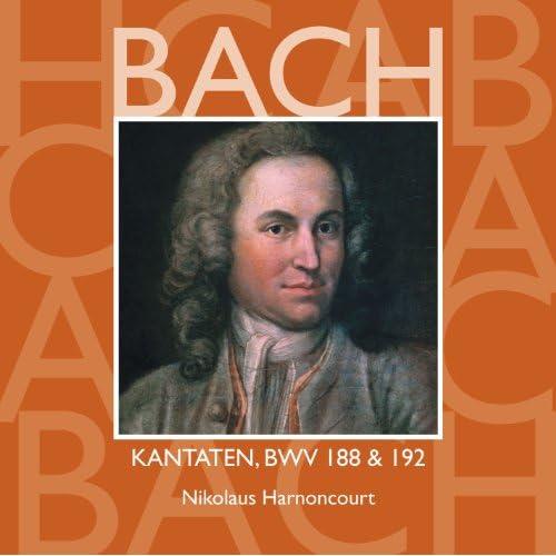 """Cantata No.188 Ich habe meine Zuversicht BWV188 : IV Aria - """"Unerforschlich ist die Weise"""" [Counter-Tenor]"""