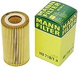 Mann Filter HU 718/1 n Filtro de Aceite