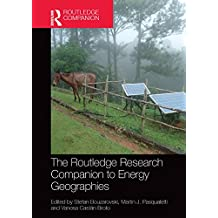 The Routledge Research Companion to Energy Geographies