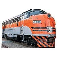 Western Pacific 918D Train by ADVENTURER'S BAG preisvergleich bei billige-tabletten.eu