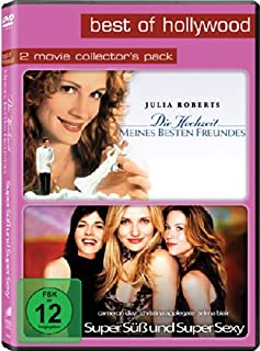 Best of Hollywood - 2 Movie Collector's Pack: Die Hochzeit meines besten Freundes / Super [2 DVDs]