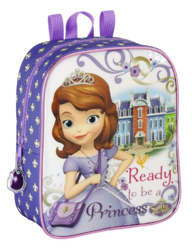 Princesa Sofia–Rucksack Kinderbetreuung anpassbar (Safta 611416232)