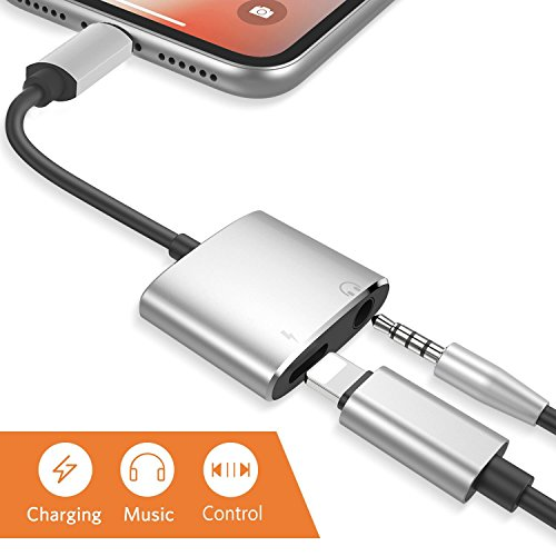 Lightning Aux 3.5mm Headphone Ja...