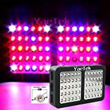 YaeTek Reflector-Series 300W LED Grow Light Full Spectrum For Indoor Plant