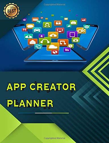 App Creator Planner: App maker Planner , App developer planner  , App builder Planner , App generator Planner Mobile app development Planner , 12 ... Planner / Diary / Log / Journal / Calendar