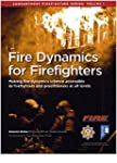 Fire Dynamics for Firefighters