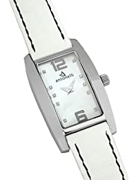 ANTONELLI 960016 - Reloj de Señora movimiento de cuarzo con correa de piel