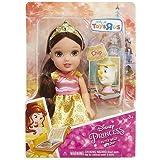 "Disney Princess Petite Belle & Chip 6"" Doll Set"