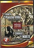 El Tesoro De Pancho Villa & El Correo Del Norte [Ntsc/region 1 and 4 Dvd. Import - Latin America]