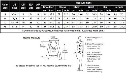 Figurbetontes Kleid Knielang, GRAVOG Sexy Fest V Ausschnitt Langarm Bodycon Kleid 2 teilig, Verschiedene Farben und Größen Schwarz