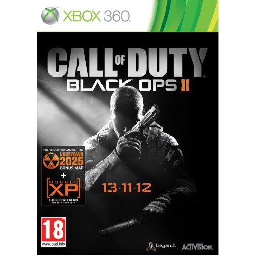 Activision Call of Duty Black Ops 2 - Juego (Xbox 360, FPS (Disparos en primera persona), M (Maduro))