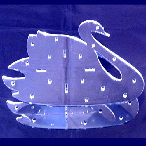 Kuchen Pop Ständer - Spiegel - Schwan Kuchen Acryl-ständer