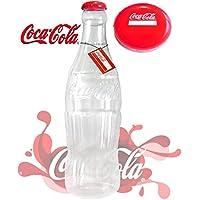 Preisvergleich für (FF11) großen stilvollen Geld Flaschen moneyboxes Box Münzen Notizen Dose Kunststoff Sparschwein 60cm/15,2, [Original Coca Cola 60cm 2ft]