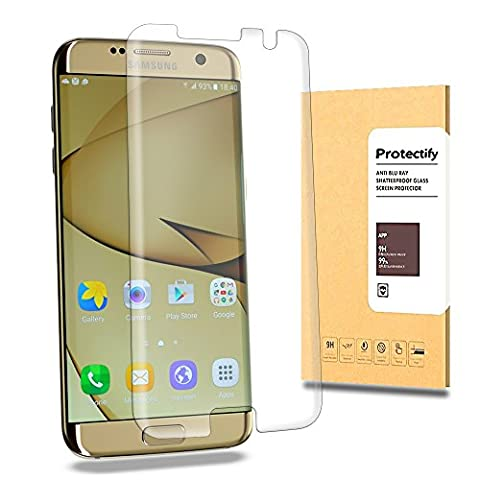 Film Protection Samsung S7 Edge - Protectify [3D Curved | Argent] Samsung Galaxy