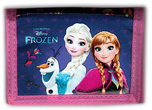 Disney frozen - portafoglio per bambini, borsa, portafoglio (1)