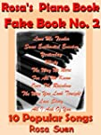 Piano Book for Adults - Rosa's Fake B...