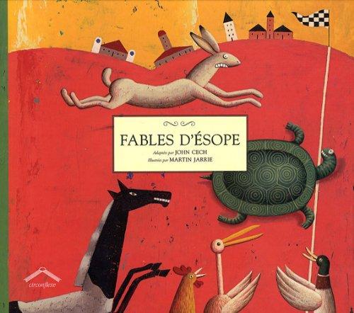 Fables d'Esope / adaptation John Cech |