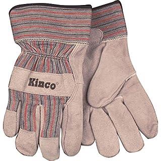 Kinco 035117150041 Cowhide Leather Palm Multi Purpose Gloves, Medium, Single Pair by KINCO INTERNATIONAL