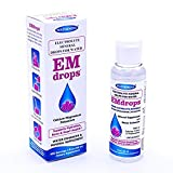EMDROPS-Electrolyte Mineral Water Drops EMDROPS (600 Servings) Boost Hydration, Stop Leg, Muscle Cramps