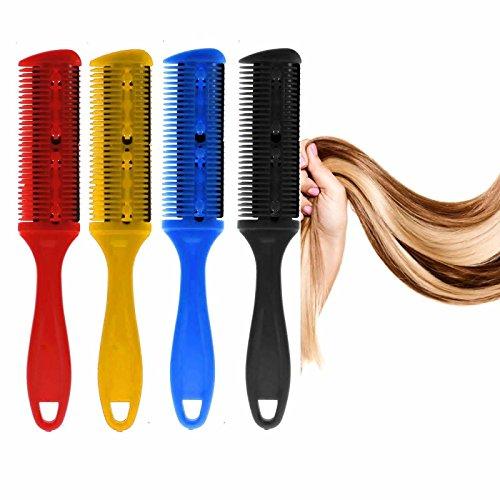 Vanker - Peine mágico con cuchilla profesional para cortar el pelo