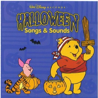 Walt Disney's Winnie-the-pooh Halloween Songs and Sounds by N/A (0100-01-01)